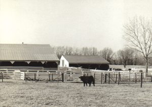 Acadia Farm 11-4-1964.  After his death, Cyrus Eaton donated his farmland to Sagamore Hills which resulted in the development of Eaton Estates.