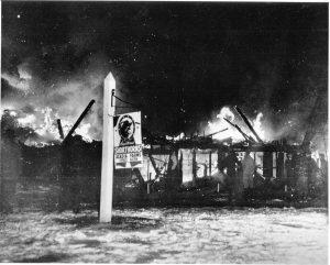Acadia Farm Fire 2-21-1958