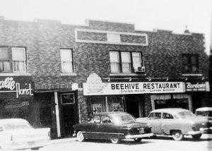 Bee Hive Restaurant.  Olde 8 Road