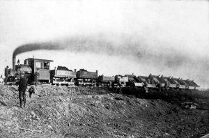 C&P RR 1890s - Macedonia