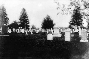Chestnut Hill Cemetery now Nfld-Mac