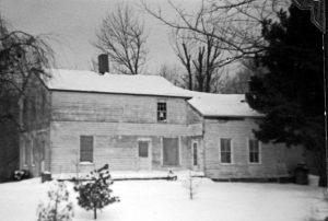 Cowan Home 1976 NW Corner Schoepf & Twinsburg Rd