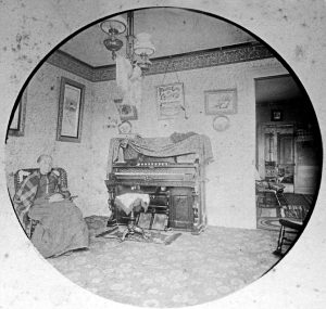 Cowan Home Inside 1890