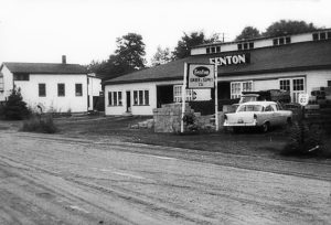 Fenton Lumber Company in the 1950s