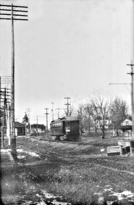 Northfield Center Township Interurban railway