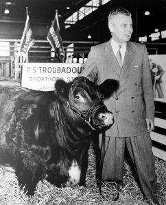 John Diefenbaker - Canadian Prime Minister with PST at CNE Show