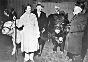 Mastkevich visit at Acadia Farms - USSR Minister of Agriculture - 12-23-1971