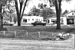Northfield Center Township Park S. of Rt 82 Facing East - 1956