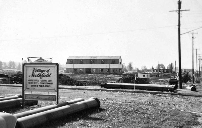Northfield Plaza Site Old Ice & Fuel