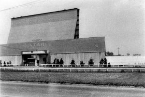 Northfield Star drive in theater.  Now the site of Northfield Village Skilled Nursing and Rehabilitation