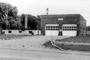 Old Northfield Village Fire Department building