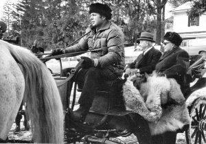 USSR Majtekevich & Cyrus Eaton 12-23-1971